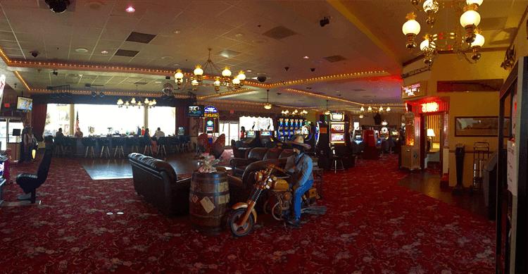 Longstreet Inn, Casino & RV Resort Lobby